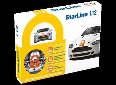 Star Line L12 замок капота